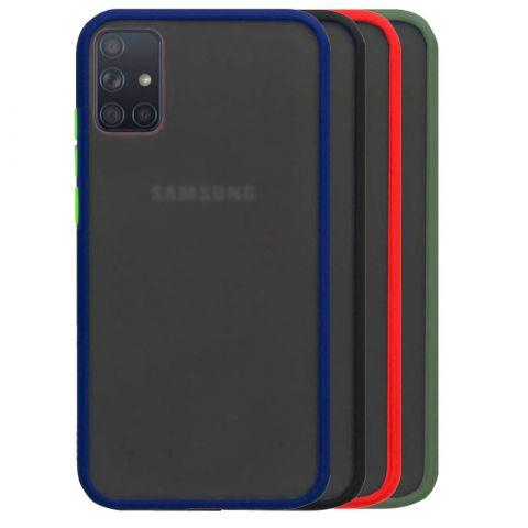 Чехол для Samsung Galaxy A71 (A715) LikGus Maxshield