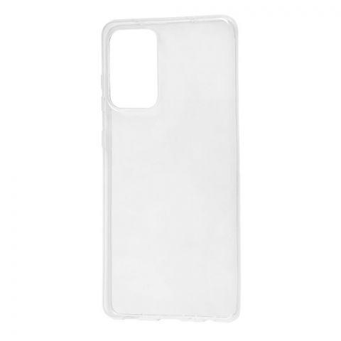 Прозрачный силиконовый чехол для Samsung Galaxy A72 (A726) Premium