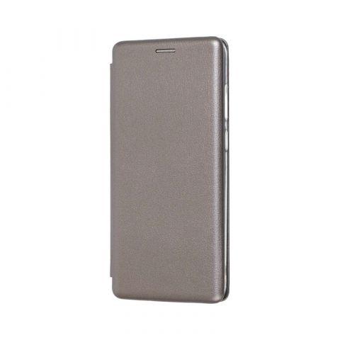 Чехол-книжка для Samsung Galaxy A9 2018 (A920) Premium-Gray
