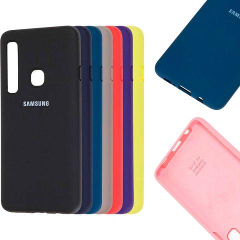 Чехол для Samsung Galaxy A9 2018 (A920) Silicone Full
