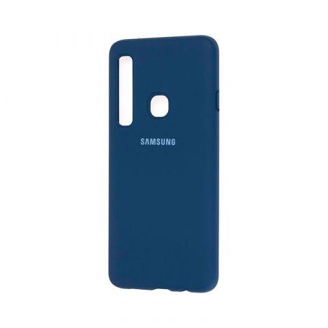 Чехол для Samsung Galaxy A9 2018 (A920) Silicone Full-Blue