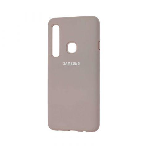 Чехол для Samsung Galaxy A9 2018 (A920) Silicone Full-Gray