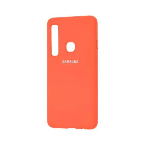 Чехол для Samsung Galaxy A9 2018 (A920) Silicone Full-Orange