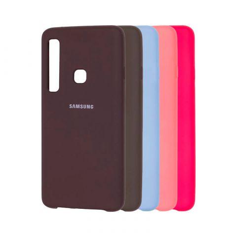 Чехол для Samsung Galaxy A9 2018 (A920) Soft Touch Silicone Cover