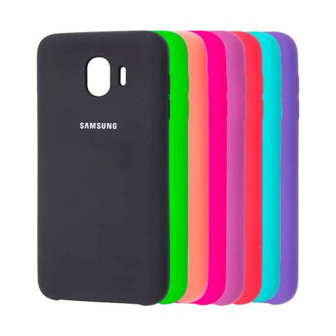 Чехол для Samsung Galaxy J4 2018 (J400) Soft Touch Silicone Cover