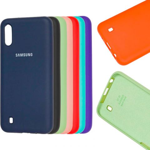 Чехол для Samsung Galaxy M10 (M105) Silicone Full