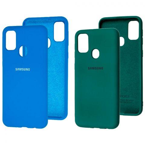 Чехол для Samsung Galaxy M30s (M307) / Galaxy M21 (M215) Silicone Full