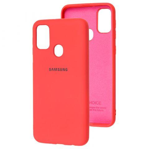 Чехол для Samsung Galaxy M30s (M307) / Galaxy M21 (M215) Silicone Full-Coral