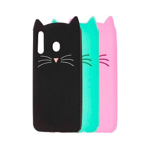Чехол для Samsung Galaxy M30 (M305) Кот
