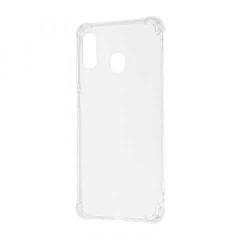 Противоударный силиконовый чехол для Samsung Galaxy M30 (M305) WXD