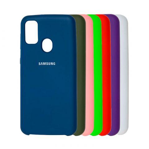 Чехол для Samsung Galaxy M30s (M307) / Galaxy M21 (M215) Soft Touch Silicone Cover