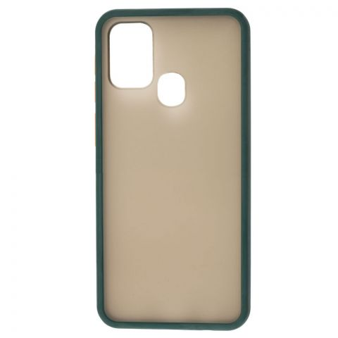 Чехол для Samsung Galaxy M31 (M315) LikGus Maxshield-Dark Olive