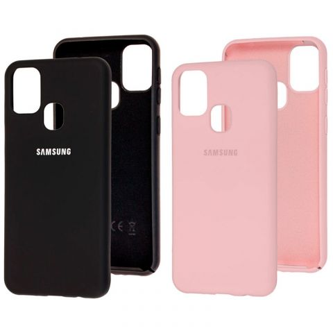 Чехол для Samsung Galaxy M31 (M315) Silicone Full