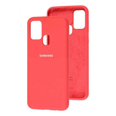 Чехол для Samsung Galaxy M31 (M315) Silicone Full-Camellia