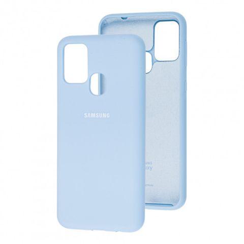 Чехол для Samsung Galaxy M31 (M315) Silicone Full-Lilac