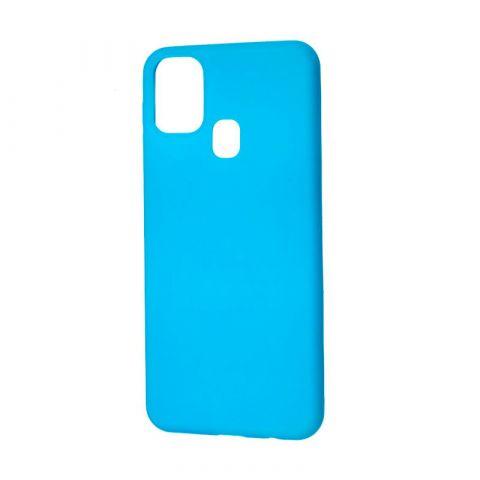 Чехол для Samsung Galaxy M31 (M315) Soft matt-Light Blue