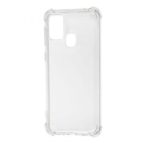 Противоударный силиконовый чехол для Samsung Galaxy M31 (M315) WXD