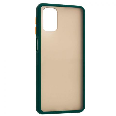 Чехол для Samsung Galaxy M31s (M317) LikGus Maxshield-Dark Olive