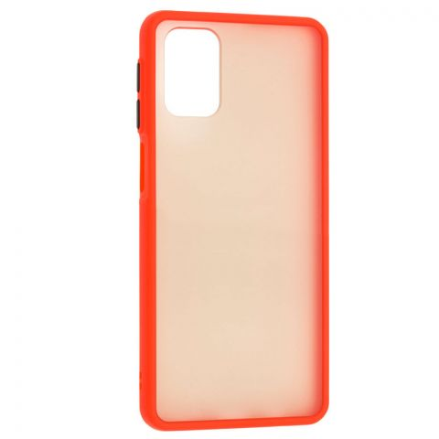 Чехол для Samsung Galaxy M31s (M317) LikGus Maxshield-Red