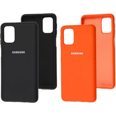 Силиконовый чехол для Samsung Galaxy M31s (M317) Silicone Full