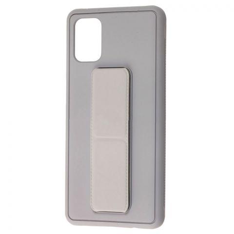 Чехол для Samsung Galaxy M51 (M515) Bracket-Gray