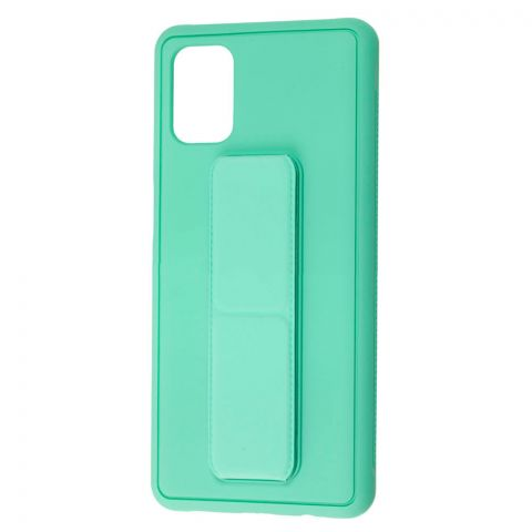 Чехол для Samsung Galaxy M51 (M515) Bracket-Green