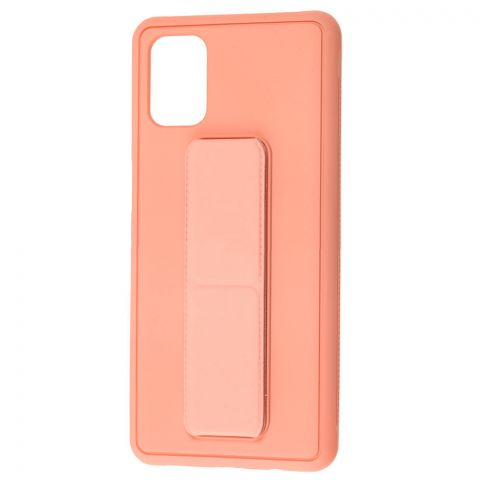Чехол для Samsung Galaxy M51 (M515) Bracket-Pink