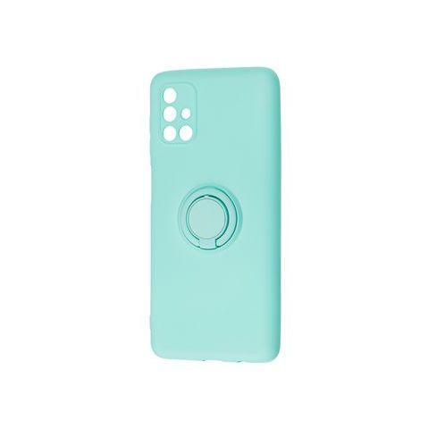 Чехол для Samsung Galaxy M51 (M515) ColorRing-Turquoise