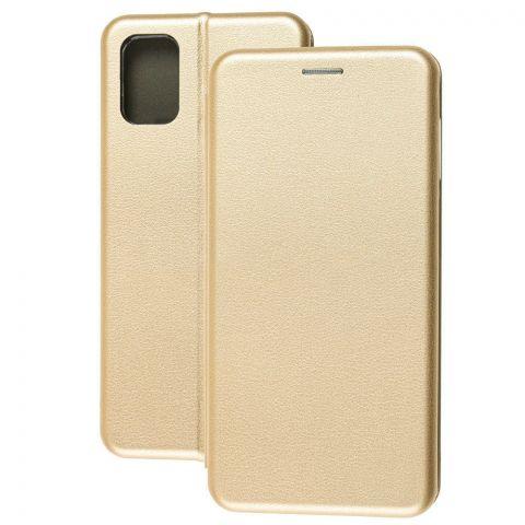 Чехол-книжка для Samsung Galaxy M51 (M515) Premium-Gold