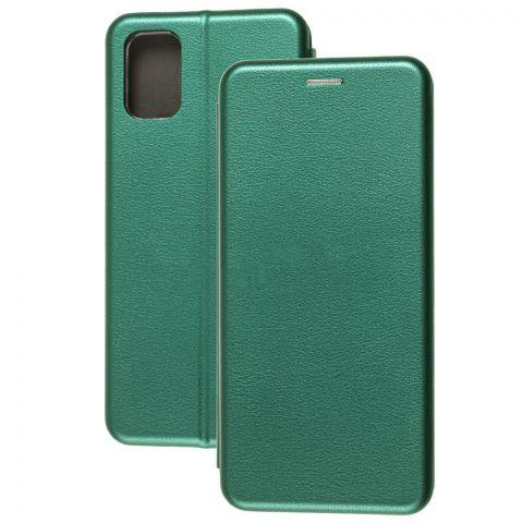 Чехол-книжка для Samsung Galaxy M51 (M515) Premium-Green