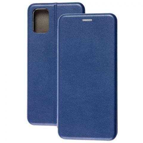 Чехол-книжка для Samsung Galaxy M51 (M515) Premium-Midnight Blue
