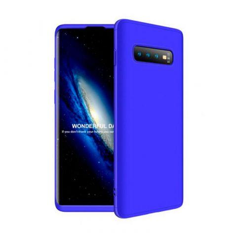 Чехол для Samsung Galaxy S10 (G973) GKK LikGus 360-Blue