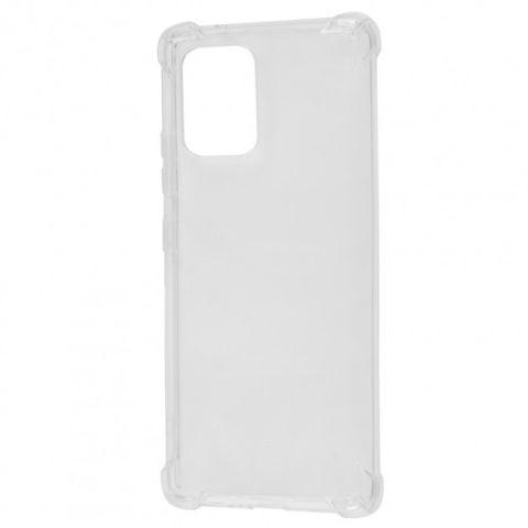 Противоударный силиконовый чехол для Samsung Galaxy S10 Lite (G770) WXD