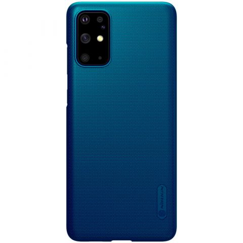 Чехол для Samsung Galaxy S20 Plus (G985) Nillkin Matte-Turquoise