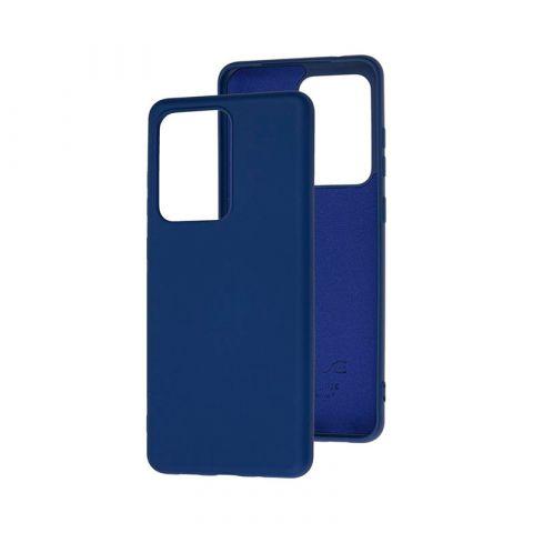 Чехол для Samsung Galaxy S20 Ultra (G988) Wave Colorful-Blue