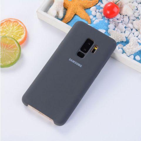 Чехол для Samsung Galaxy S7 Edge (G935) Silicone Cover-Gray
