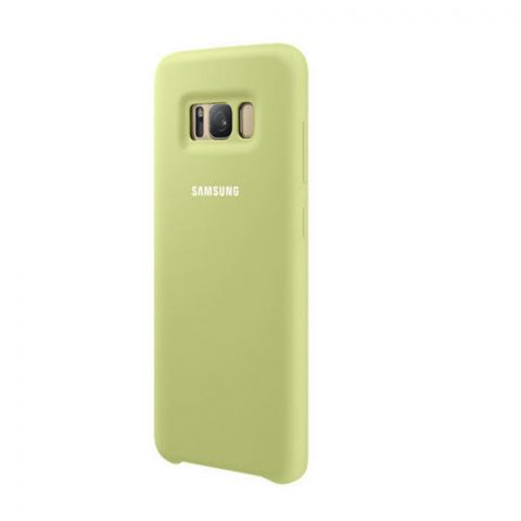 Чехол для Samsung Galaxy S7 Edge (G935) Silicone Cover-Lime