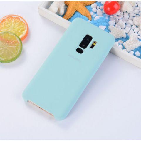 Чехол для Samsung Galaxy S7 (G930) Silicone Cover-Ocean Mint