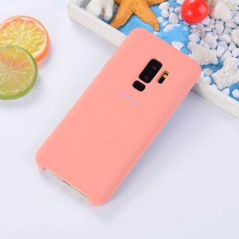 Чехол для Samsung Galaxy S7 (G930) Silicone Cover-Pink