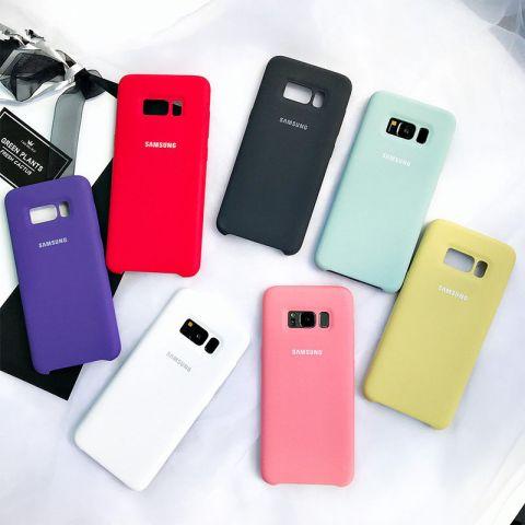 Чехол для Samsung Galaxy S8 Plus (G955) Silicone Cover
