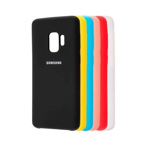Чехол для Samsung Galaxy S9 (G960) Silicone Cover