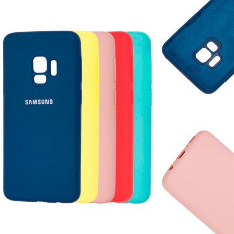 Чехол для Samsung Galaxy S9 (G960) Silicone Full