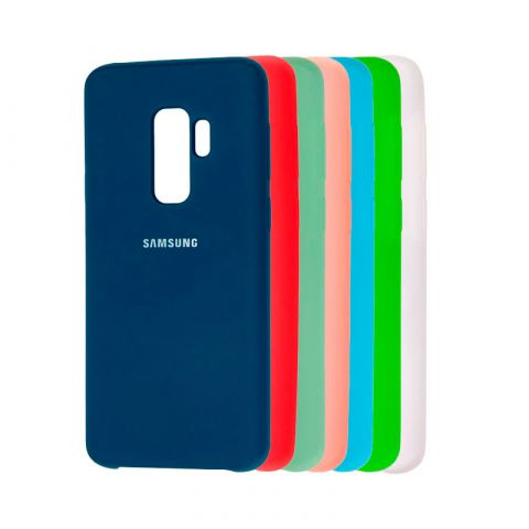 Чехол для Samsung Galaxy S9 Plus (G965) Silicone Cover