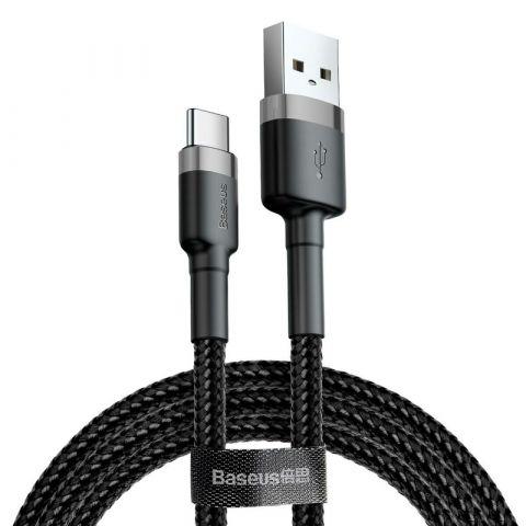 Кабель USB Type-C Baseus Cafule 3A 1m