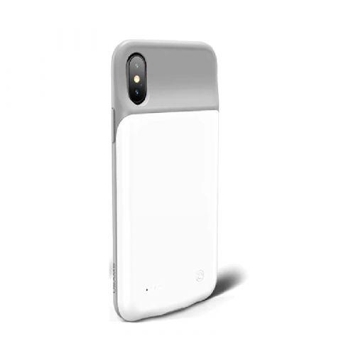 Чехол-аккумулятор для iPhone X/XS Usams Power Bank Case 3200mAh US-CD43 White