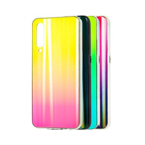 Чехол для Xiaomi Mi 9 Aurora glass