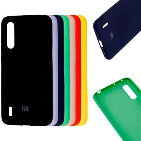 Чехол для Xiaomi Mi 9 Lite / Mi CC9 Silicone Full