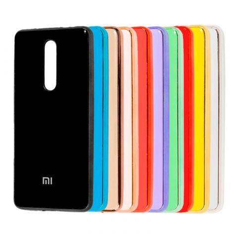 Чехол для Xiaomi Mi 9T (Redmi K20) Glass Silicone Case