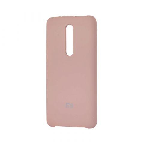 Чехол для Xiaomi Mi 9T (Redmi K20) Silicone Cover Soft Touch-Lavender