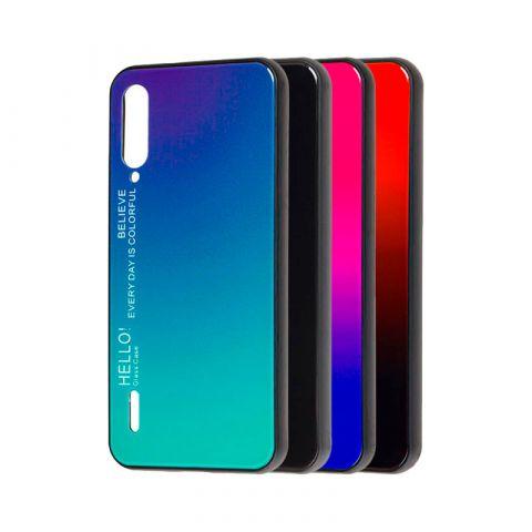 Чехол для Xiaomi Mi 9 Lite / Mi CC9 Hello Glass